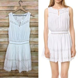LoveShackFancy LSF Inez summer dress